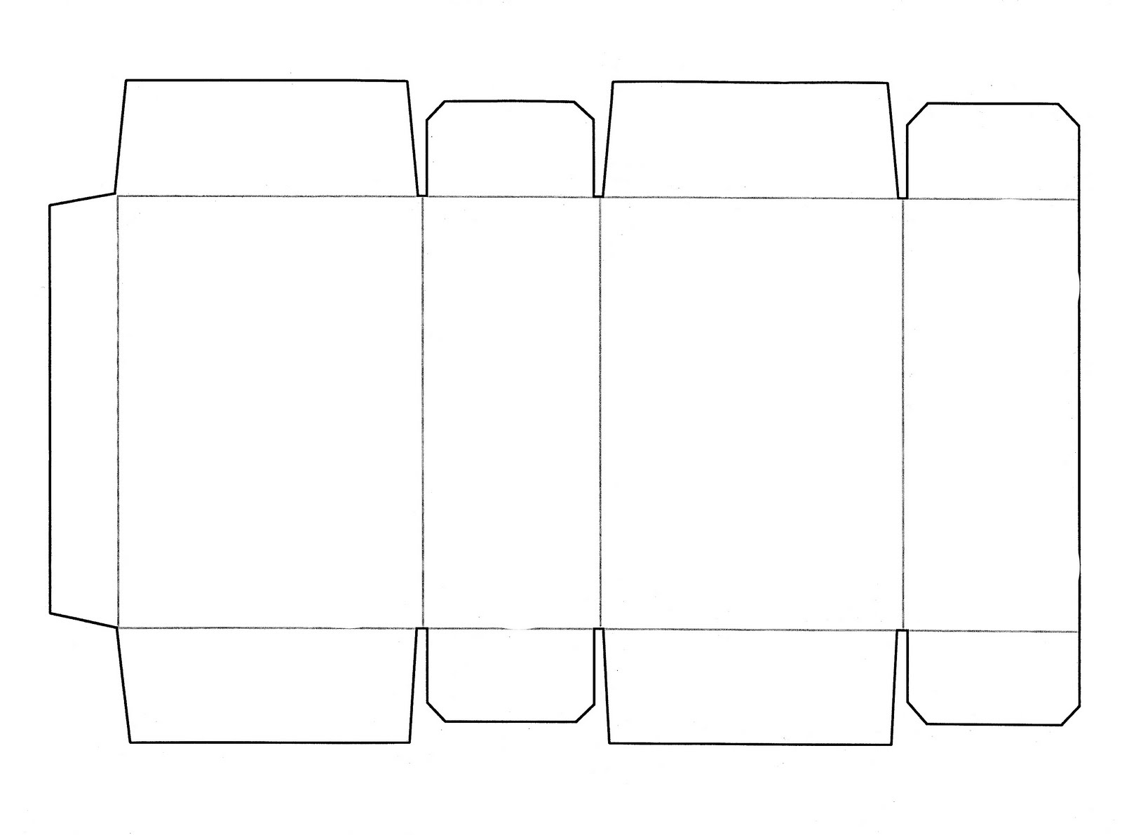 cookie box templates